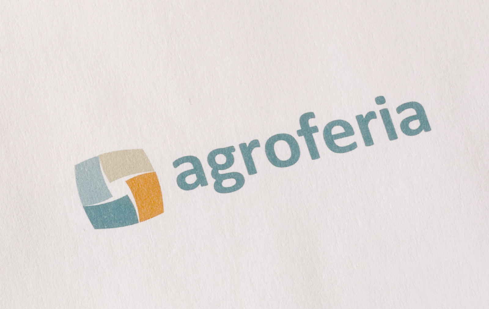 Cliente: AGROFERIA. Identidad visual