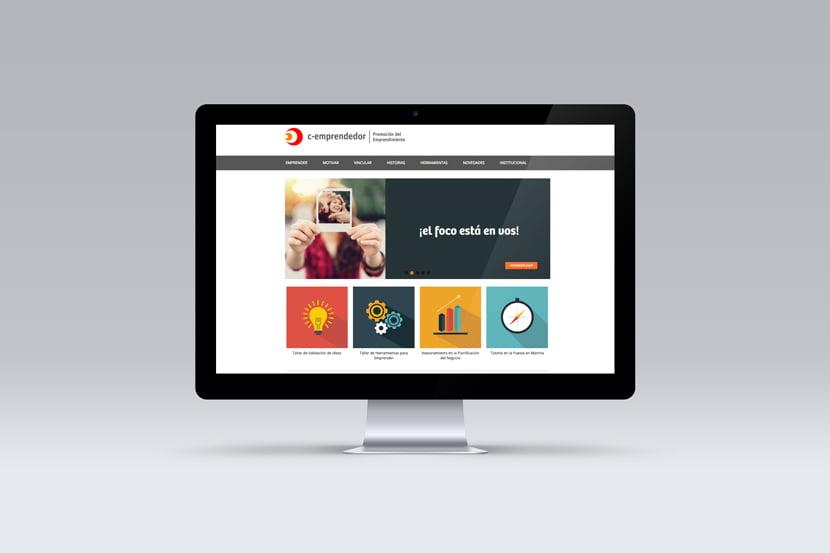 Cliente: MIEM – C-Emprendedor. Identidad visual