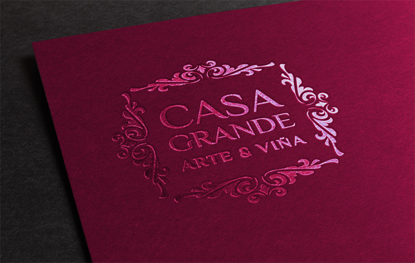 Cliente: CASA GRANDE. Identidad visual