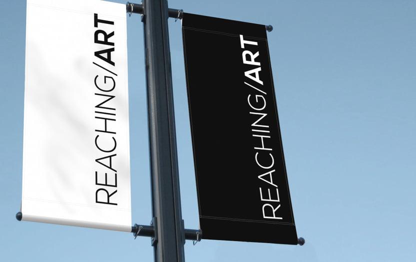 Cliente: REACHING U. Identidad visual y editorial