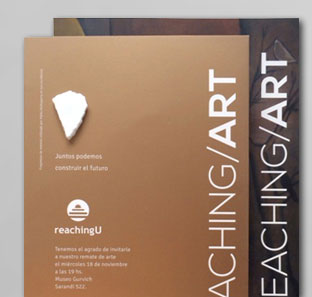 REACHING/ART
