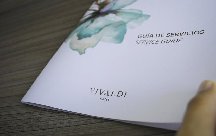 Cliente: VIVALDI. Identidad visual