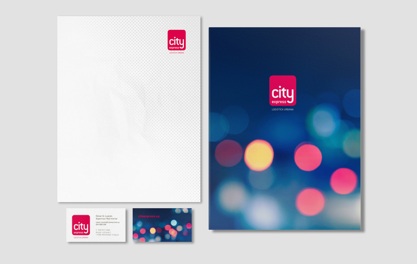 Cliente: CITY EXPRESS. Identidad visual, digital y comunicación