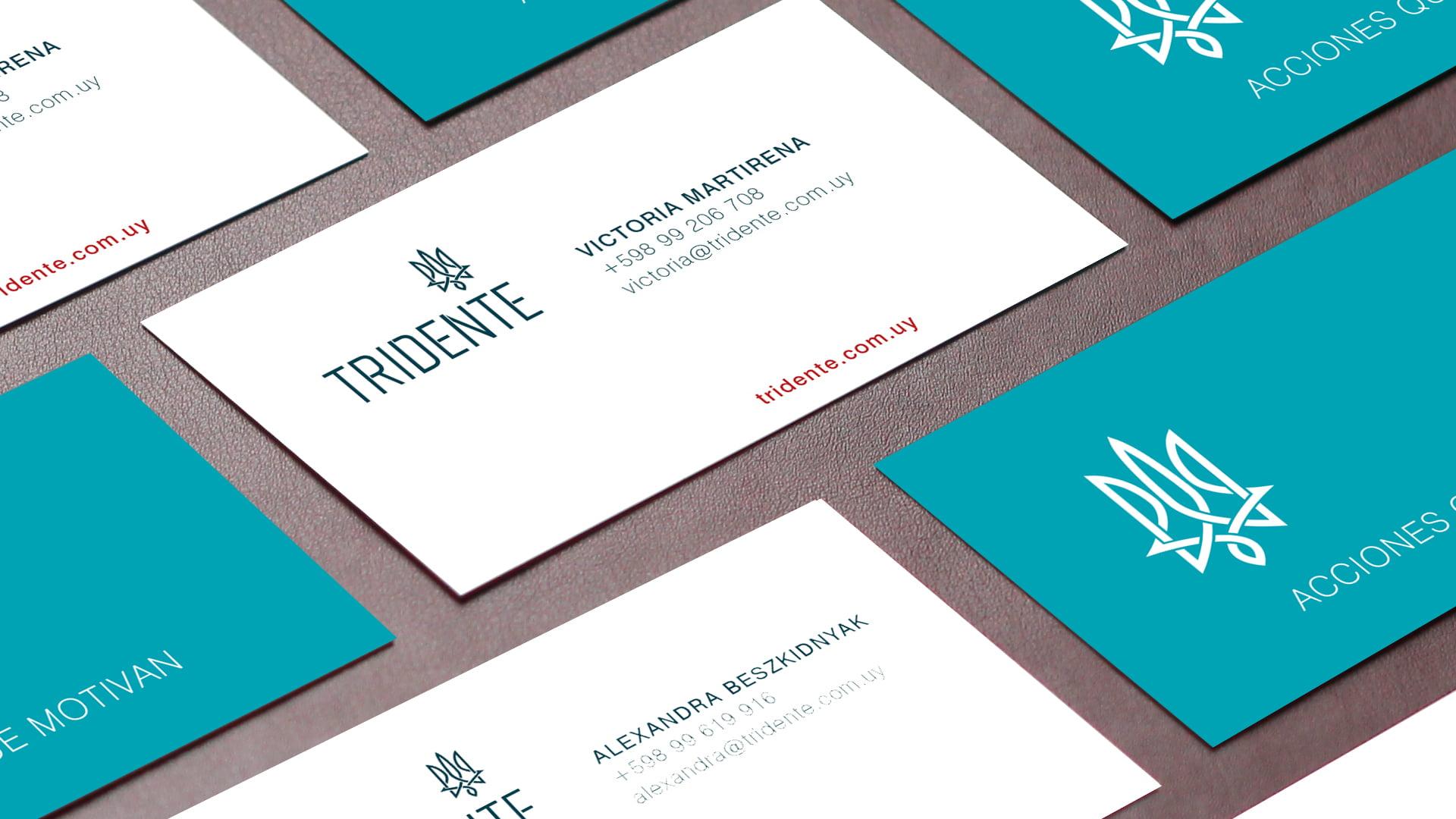 Cliente: TRIDENTE. Identidad visual, digital y comunicación