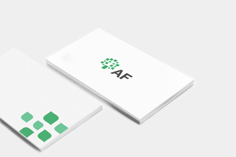 Cliente: AF. Identidad visual