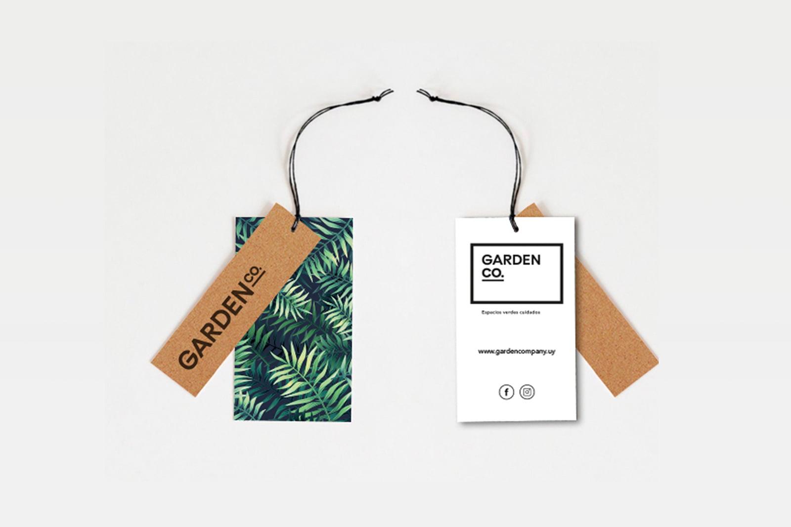 Cliente: GARDEN Co.. Identidad visual, digital y comunicación