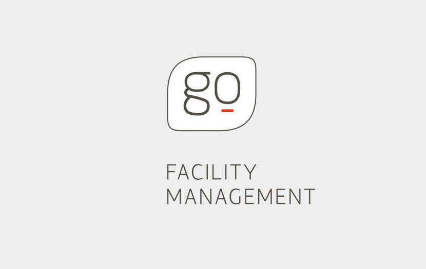 Cliente: GO FACILITY MANAGEMENT. Identidad visual