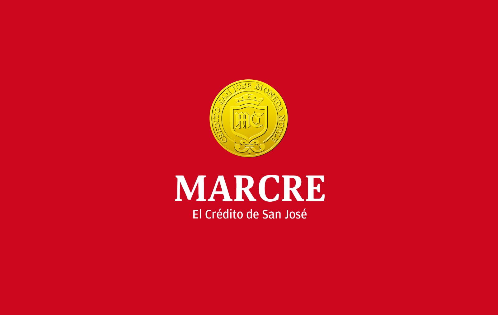 Cliente: MARCRE. Identidad corporativa