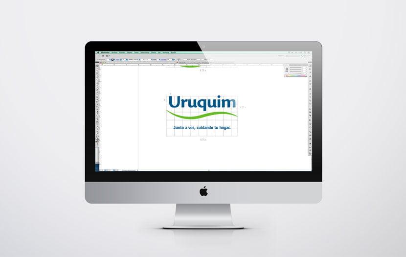 Cliente: URUQUIM. Identidad corporativa